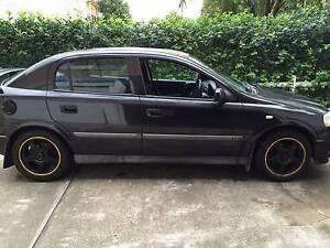 2001 Holden Astra Hatchback Greenslopes Brisbane South West Preview