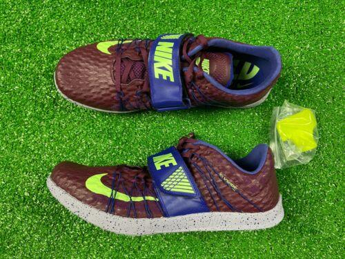 SZ 11 | Nike Zoom TJ Elite Triple Jump Track Field Neon Green | 705394-600