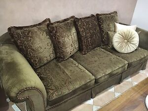 French Provincial Sofas Arncliffe Rockdale Area Preview