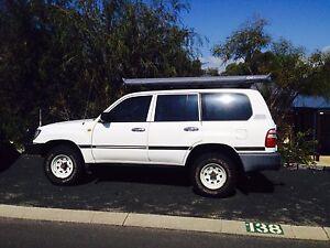 2003 Toyota LandCruiser Wagon Bull Creek Melville Area Preview