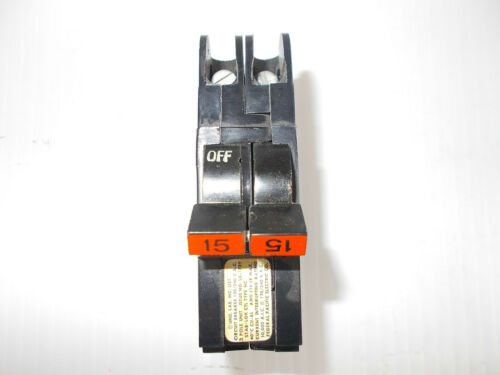 Federal Pacific # 0215 Circuit Breaker Stab-Lok 2 Pole New