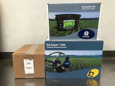 Trimble EZ Guide 250 GPS w/ AG15 AND EZ Steer 500 with AG CAN Cord