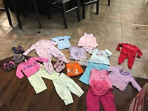 Girls 18-24 mos clothes