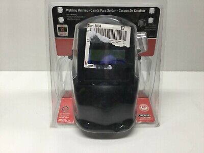 Lincoln Electric Auto-darkening Welding Helmet With No.11 Lens 015082910383
