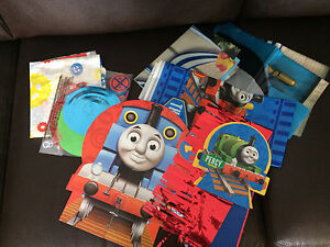 Thomas the train decorations
