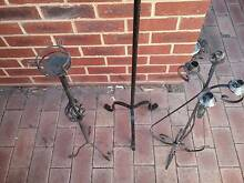 """3 candleabras 73 to 130cm 30 the lot"""" Wembley Cambridge Area Preview"""