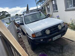 Cheap turbo diesel Ford Courier