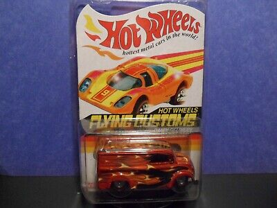 HOT WHEELS FLYING CUSTOMS DAIRY DELIVERY IN PROTECTO PACK FREE SHIPPING