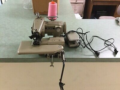 Portable Industrial Blind Stitch Sewing Machine