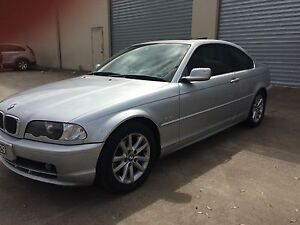 BMW 323ci Coupe Automatic (12 Months Rego + RWC) Melbourne CBD Melbourne City Preview