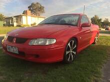 2001 Holden Commodore Ute Hazelwood North Latrobe Valley Preview