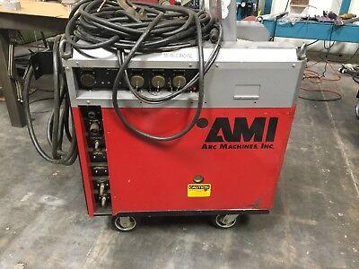 Ami 415 Arc Machines Power Supply Welder Pipe Weld Head Orbital Welding