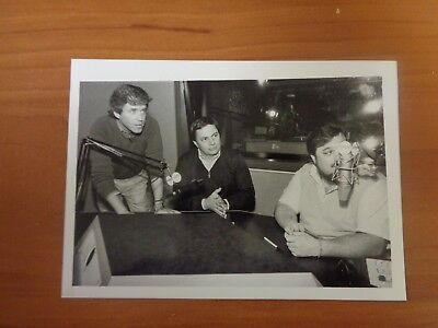 Vintage Glossy Press Photo Wbz Tv Channel 4 Barry Nolan