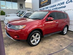 Mitsubishi Outlander 2009 VRX 4x4 West Ryde Ryde Area Preview