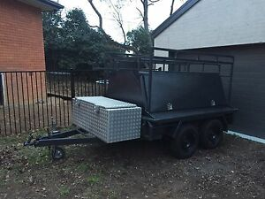 Tradesman Trailer Chifley Woden Valley Preview