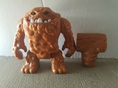 "Fisher Price Imaginext DC Clayface 5"" Figure *Includes Hammer"