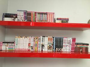 livres Manga - collections