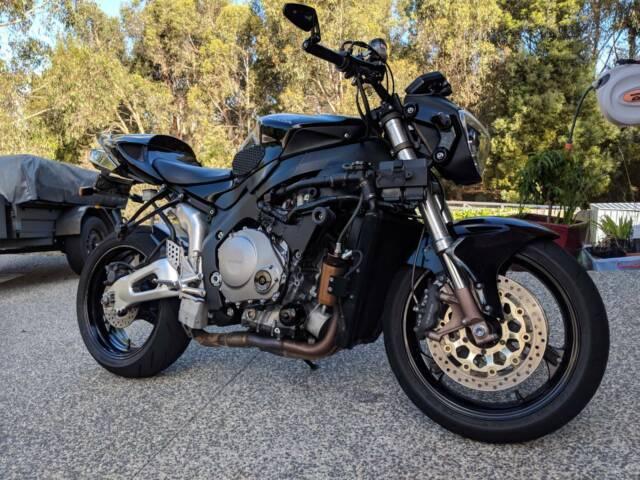 2005 Honda Cbr1000rr Streetfighter Motorcycles Gumtree
