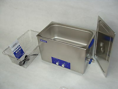Durasonix 30L Ultrasonic Cleaner Timer Heater Stainless for sale  Langley