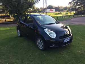 2010 SUZUKI ALTO 5 SPEED 1.0L MANUAL HATCH $3999 with 1 YEAR WARRANTY Leederville Vincent Area Preview