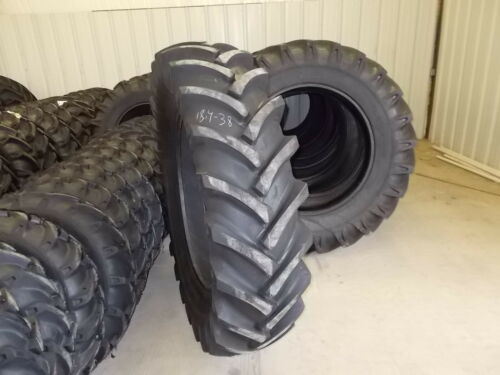 One  New 18.4-38  14 ply R1 Tractor Tire