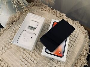 iPhone X 64GB space grey amazing condition