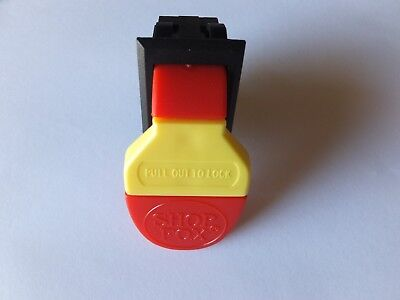 Shop Fox Safety Onoff Paddle Switch D2751 For 110 Volt 20 Amp Machines