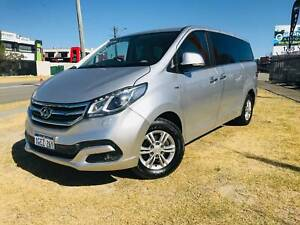 2017 LDV G10 9 SEATER AUTOMATIC Kenwick Gosnells Area Preview