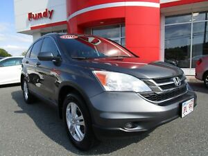 2011 Honda CR-V EX-L w/Leather, Heated Front Seats, Sunroof