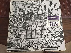 Cream 'Wheels of Fire'