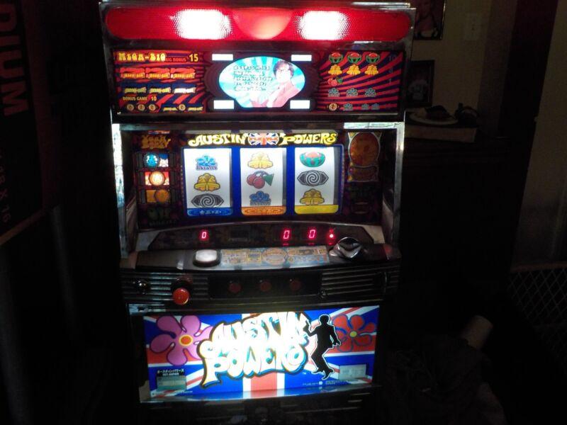 Austin Powers Slot Machine