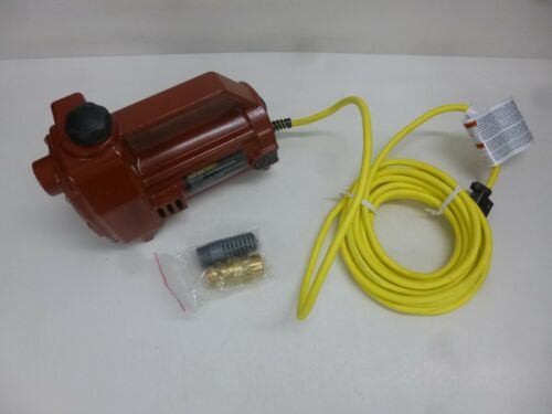 """NEW!!1/2 HP Utility Pump, 115 Voltage, 3/4"""" GHT Inlet, 3/4"""" GHT Outlet"""