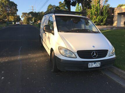 2004 Mercedes-Benz Vito Van/Minivan