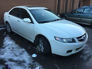2004 Acura TSX *NEW ENGINE*