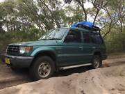 4WD Camper ready to Go. LOW KM! 1998 Mitsubishi Pajero 6V 3500 Brisbane City Brisbane North West Preview