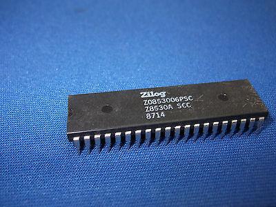 ZILOG Z8530PS SCC 40-PIN Collectible NOS 1983 Z8530 8530PS