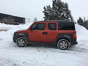 2005 Honda Element - NO RUST