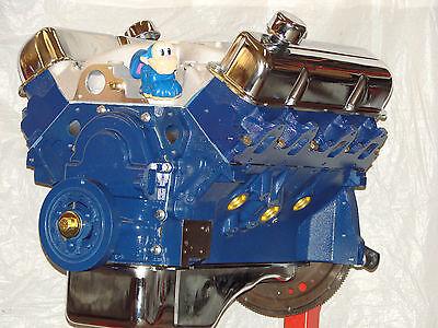 428 FE Ford Crate High Performance street balanced Big Block BB engine