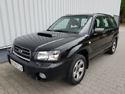 Subaru Forester 2.0 XT Turbo,Automatik,4x4,1.Besitz