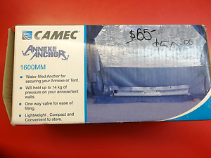 Camec Annexe / Tent Anchor - 1600mm *New in Box* Nabiac Great Lakes Area Preview