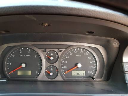 Ford Falcon XR6 Duel Fuel Cranbourne Casey Area Preview