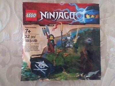LEGO NINJAGO Polybag 5004391 Sky Pirates Battle 32 pcs Ages 7+