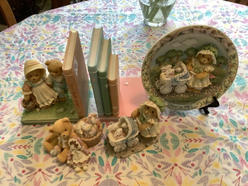 cherished teddies lot