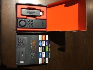 LNIB Fire TV stick first generation