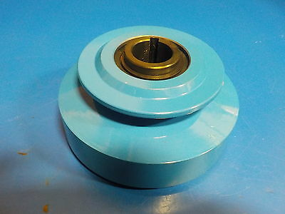 Centrifugal Clutch Single Groove 24 Hp Heavy Duty 1-18 Straight Keyed Bore New