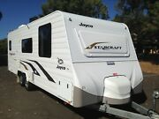 Jayco Caravan 22.68-1 Starcraft Wandin North Yarra Ranges Preview