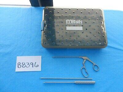 Mitek Surgical Arthroscopic Arthroscopy Set W Case