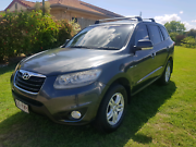 2011 Hyundai Santa Fe SUV MY12 Annandale Townsville City Preview