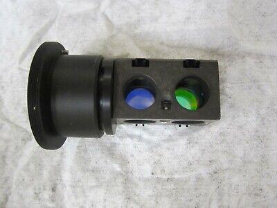 Zeiss Fluorescence Filter Tray Slider For Fluorescence Microscope