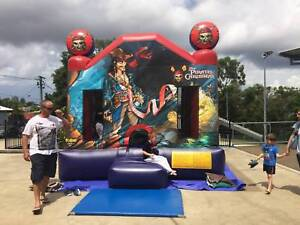 Jumping castle hire pirates